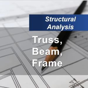 truss, beam,frame