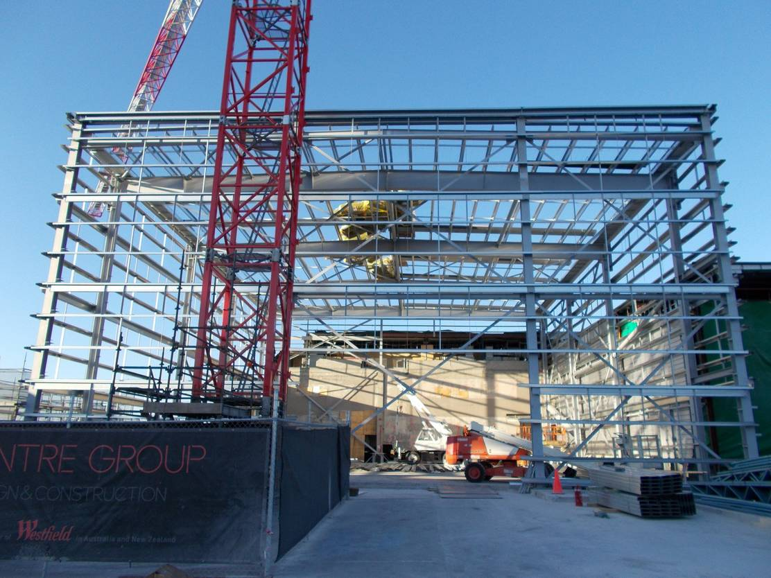 Steel Structures Construction