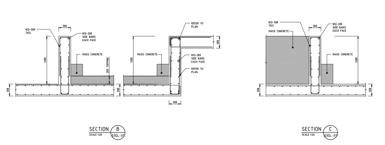 Read Concrete Structural Drawings