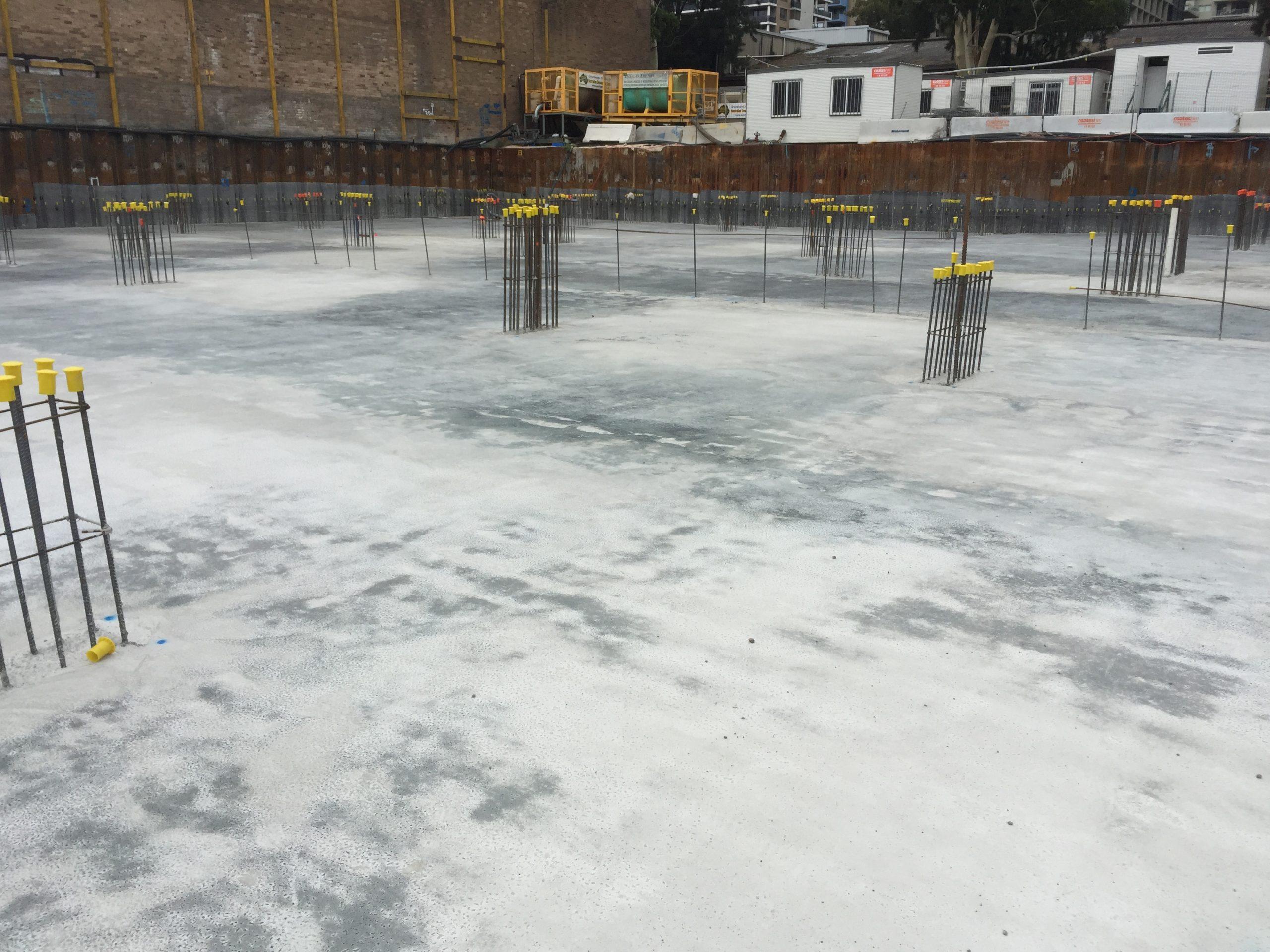 4th Assessment – Concrete Site Practice (Hansen Yuncken)