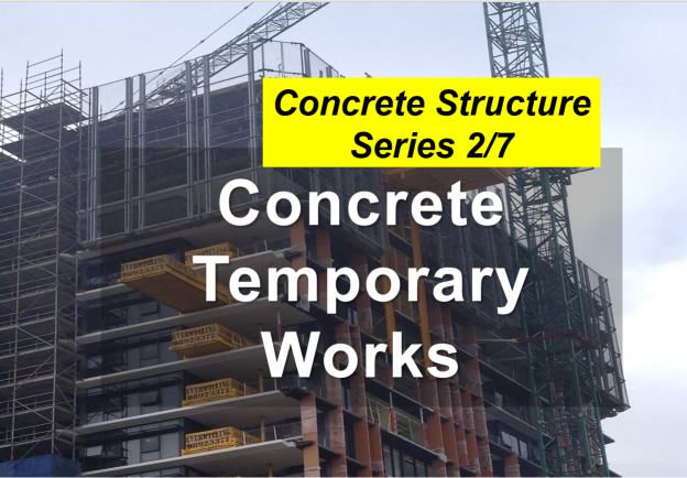 concrete temporary works